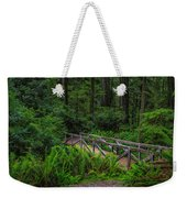 Beyond The Bridge Weekender Tote Bag