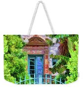 Beyond The Gate  Weekender Tote Bag