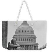 Beyond The Government Weekender Tote Bag