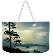 Beyond The Overlook Tree Weekender Tote Bag