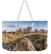 Beyond The Rocks Weekender Tote Bag