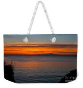 Beyond The Shore Weekender Tote Bag