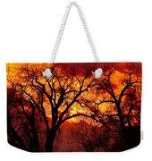 Beyond The Sunset  Weekender Tote Bag