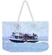 Bhi Ferry Weekender Tote Bag