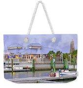 Bhi Marina Purple Hue Evening Weekender Tote Bag