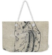 Bian Que, Ancient Chinese Physician Weekender Tote Bag