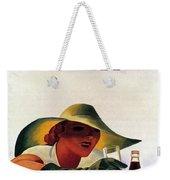 Bibita Tamarindo - Erba - Vintage Drink Advertising Poster Weekender Tote Bag