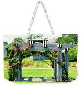 Bicentennial Rose Garden Weekender Tote Bag