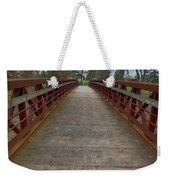Bicycle Bridge - Niagara On The Lake Weekender Tote Bag