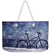 Bicycle Weekender Tote Bag