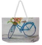 Bicycle I Weekender Tote Bag