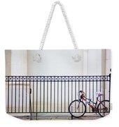 Bicycle New Orleans  Weekender Tote Bag