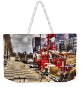 Bicycles In Rotterdam, Netherlands Weekender Tote Bag