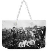 Bicyle Riders, C1880s Weekender Tote Bag