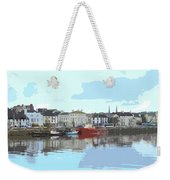 Bideford Quay North Devon Weekender Tote Bag