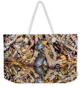 Bidwell Turtles In Fall Weekender Tote Bag