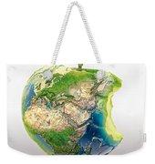 Big Apple Weekender Tote Bag