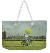 Big Apple Weekender Tote Bag