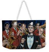 Big Band Leader Weekender Tote Bag