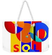 Big Bang Style Weekender Tote Bag