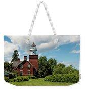 Big Bay Point Lighthouse Weekender Tote Bag