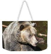 Big Bear Weekender Tote Bag