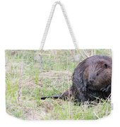 Big Beaver Weekender Tote Bag
