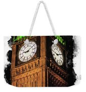 Big Ben In London Weekender Tote Bag