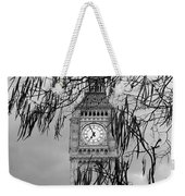 Bw Big Ben London Weekender Tote Bag