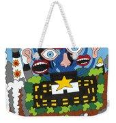 Big Brother Weekender Tote Bag by Rojax Art