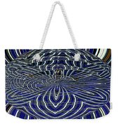 Big Building Abstract Weekender Tote Bag