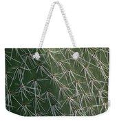 Big Cactus Pins. Close-up Weekender Tote Bag