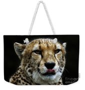 Big Cats 53 Weekender Tote Bag