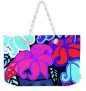 Big Colorful Lillies 2 Weekender Tote Bag