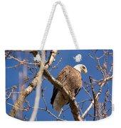Big Eagle Weekender Tote Bag