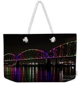 Big Four Bridge 2219 Weekender Tote Bag