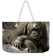 Big Hands II Weekender Tote Bag