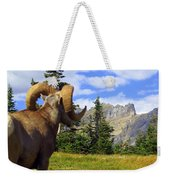 Big Horn 3 Weekender Tote Bag