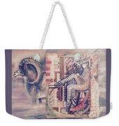 Big Horn Dancer Weekender Tote Bag