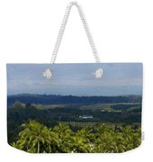 Big Island, Hilo Bay Weekender Tote Bag