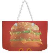 Big Mac Poster Weekender Tote Bag