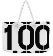 Big Money 100 Usd Weekender Tote Bag