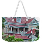 Big Money Moves Into Key West  Weekender Tote Bag