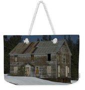 Big Old House Weekender Tote Bag