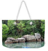 Big Piney Creek 1 Weekender Tote Bag