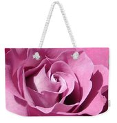 Big Pink Weekender Tote Bag