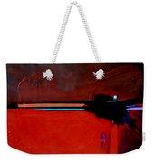 Big Red Weekender Tote Bag