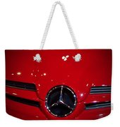 Big Red Smile - Mercedes-benz S L R Mclaren Weekender Tote Bag