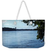 Big River Weekender Tote Bag