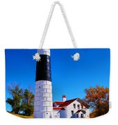 Big Sable Point Lighthouse Weekender Tote Bag